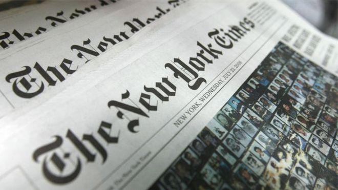 NYT-China