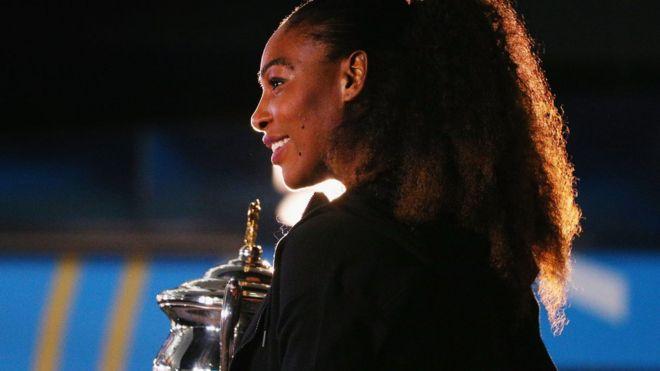 Nhà vô địch Serena Williams