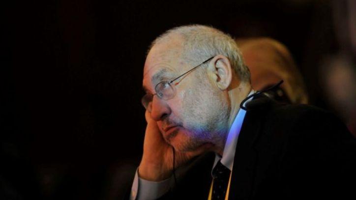 Joseph Stiglitz, Nobel prize-winning economist and professor of economics at Columbia Universit