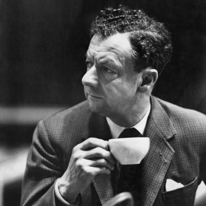 Benjamin Britten - composer of what could have had been Malaysia's national anthem