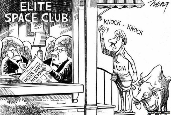 New York Times cartoon