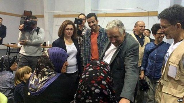 Bildergebnis für mujica syria