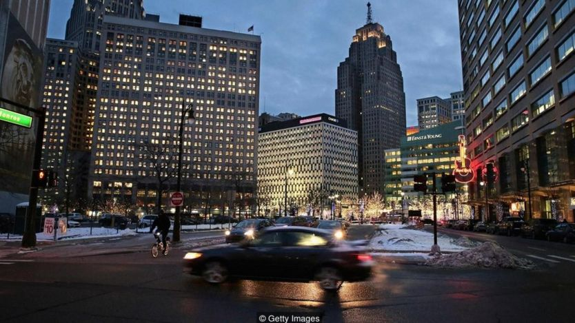 Amid high unemployment and crime, there are incentives for people to live in Detroit, Michigan