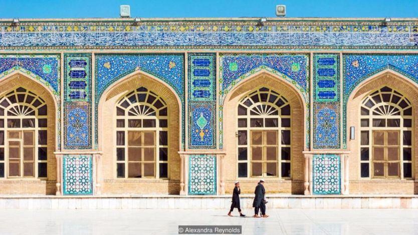 Herat's Great Mosque
