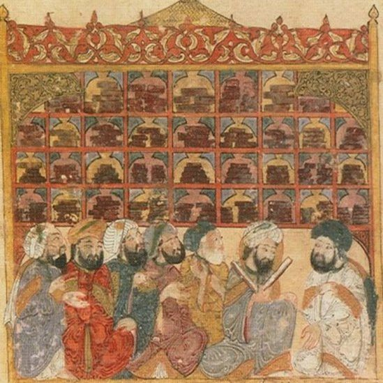 بغداد