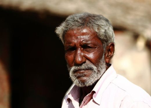 Chunni Lal says he has been selling goats and sheep to Muslims for decades