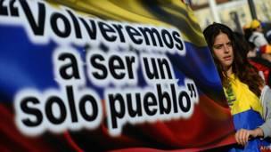 Resultado de imagen para crisis venezolana