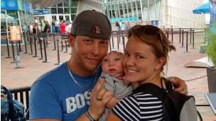 Brandon y Brittany Buell