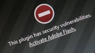 Adobe Flash security