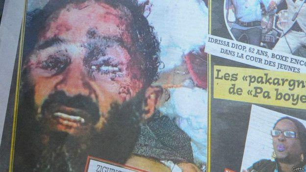 En 2011 esta foto falsa de la muerte de Bin Laden circuló por importantes medios. Gracias a Tin Eye podemos comprobar si una foto ya se publicó antes.