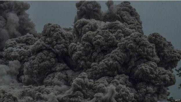 awan Sinabung