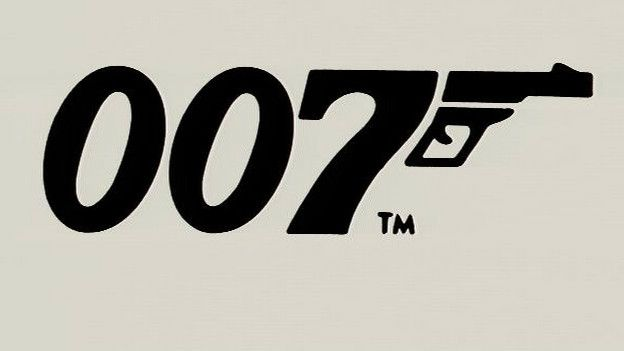 Logo de 007