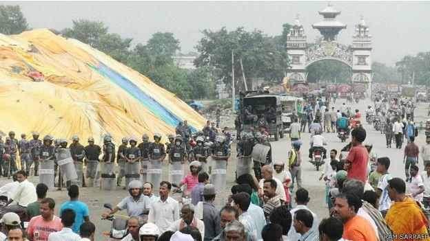नेपाल भारत सीमा