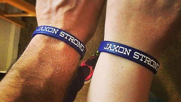jaxon strong