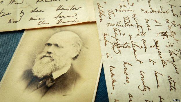 Darwin letters