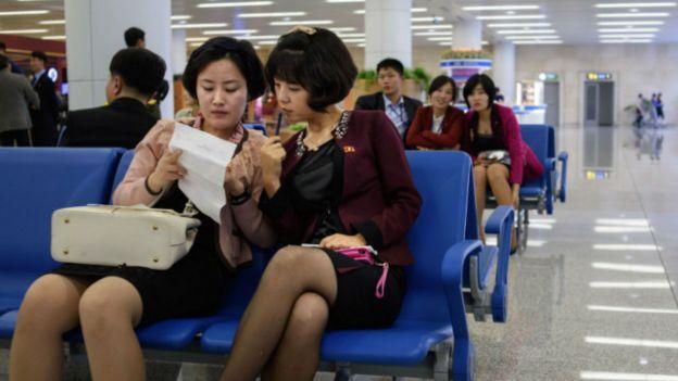 Bandara Pyongyang