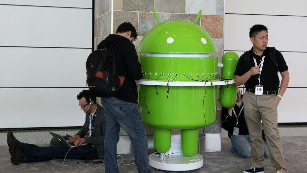 Los desarrolladores de Android han conseguido que sea seguro realiar pagos con sus celulares.