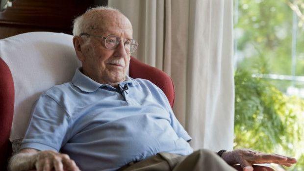 Hélio Bicudo, uno de los tres juristas autores del pedido de juicio político a Rousseff.