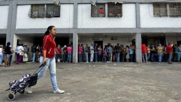 Desabatecimiento Venezuela