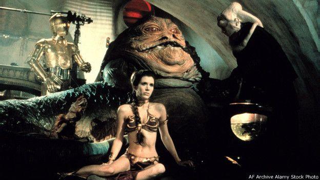 Jabba de la Guerra de las Galaxias