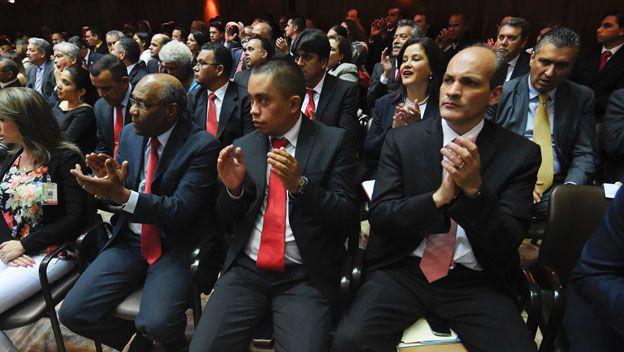 Ministros chavistas