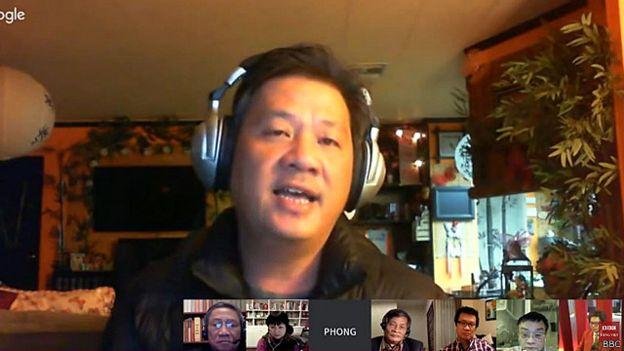 Nhà báo Trần Nhật Phong