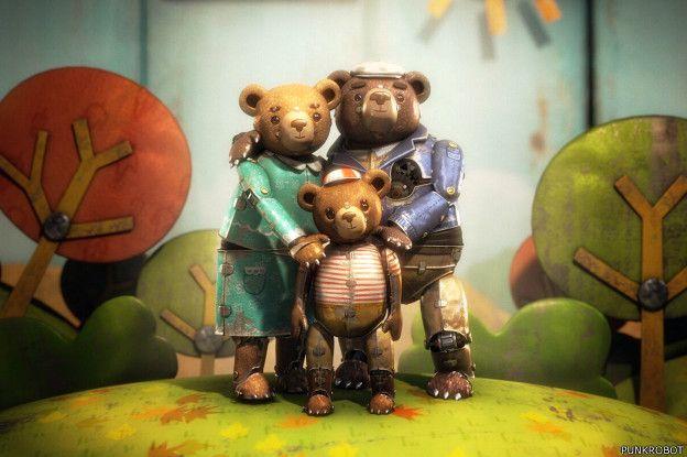 Historia de un oso, filme chileno nominado a Oscar