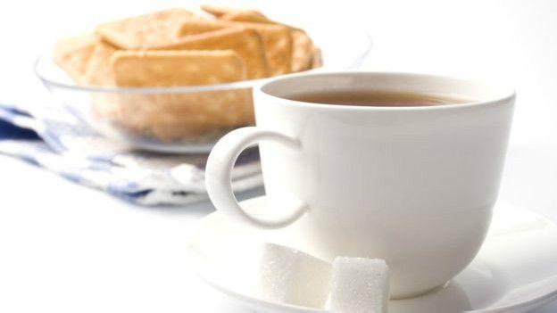 Té y galletas