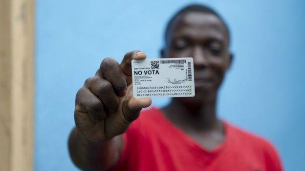 Muchos dominicanos con origen haitianos no pueden votar en las elecciones porque no tienen los papeles de identidad.
