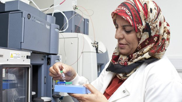 Naila Rabbani de la Universidad de Warwick