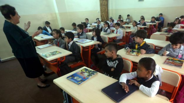 Escuela en Irak