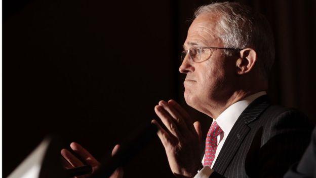 Bộ trưởng Tài chính Úc, ông Scott Morrison
