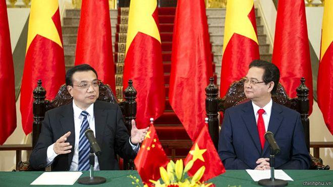 Quan hệ Việt - Trung