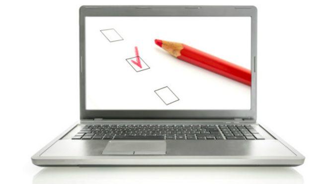 Muchas páginas de internet solicitan que rellenes formularios con tus datos para poder acceder a sus contenidos.