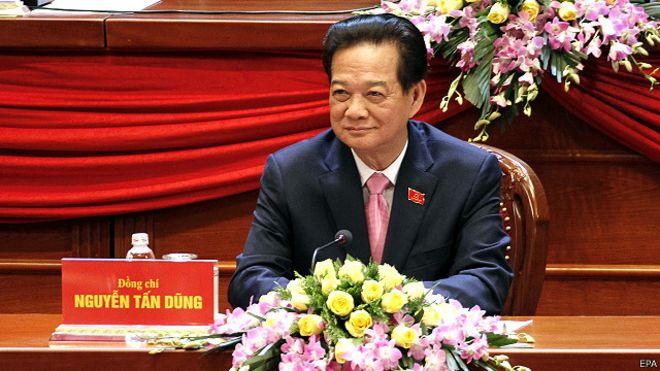 Thủ tướng VN Nguyễn Tấn Dũng
