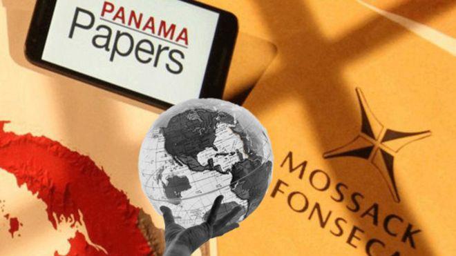 """El escándalo de """"Panamá Papers"""" abarca a países de todos los continentes."""