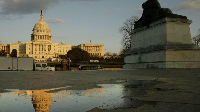 Quốc hội Mỹ tại Washington