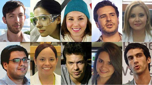 10 jóvenes emprendedores