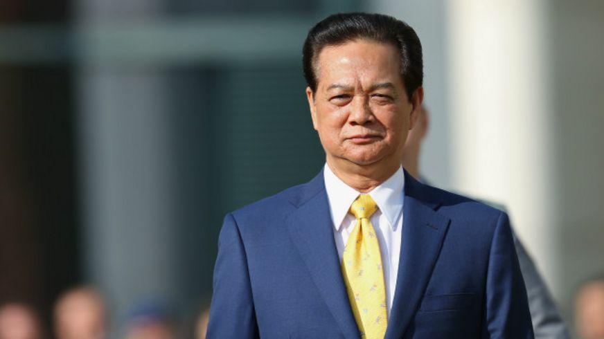 Cựu Thủ tướng VN Nguyễn Tấn Dũng