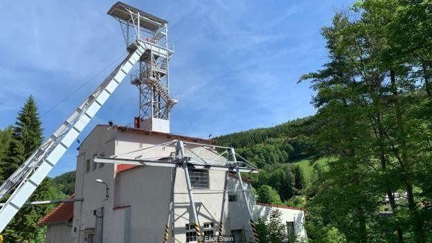 mina mais antiga em operação contínua da Europa