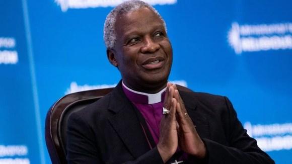 Archbishop of Southern Africa Thabo Makgoba