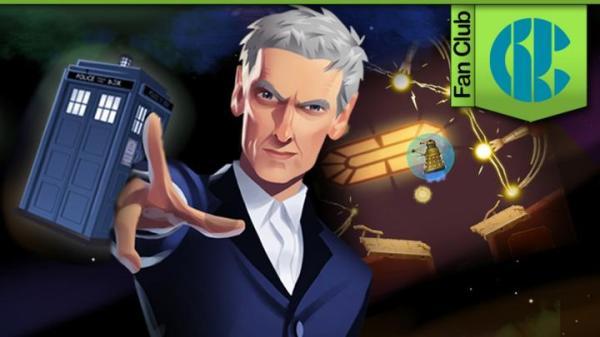Doctor Who Fan Club - CBBC - BBC
