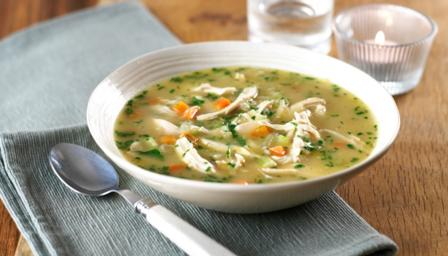 Bbc Food Recipes Chicken Soup