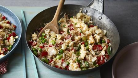 BBC Food Recipes Egg Fried Rice