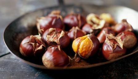 Image result for sweet chestnuts