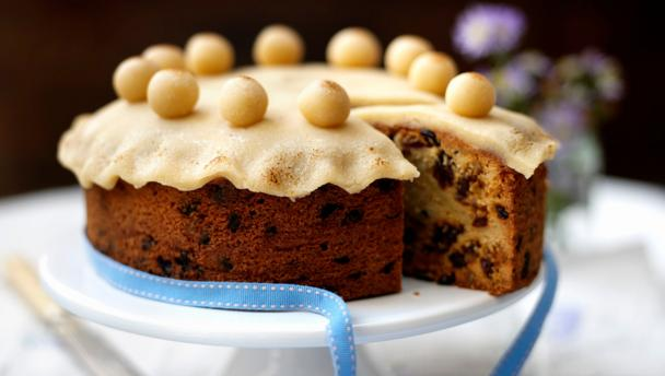 Easter Berry Cakes Mary