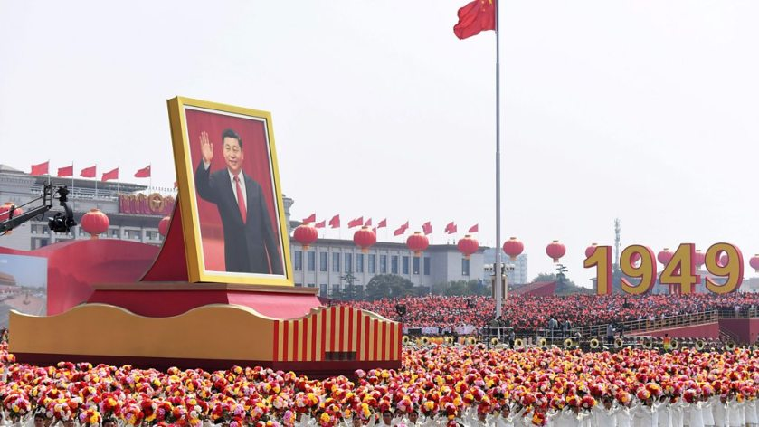 China anniversary: Beijing celebrations mark 70 years of Communist ...