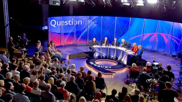 BBC One - Question Time - Join the Question Time audience