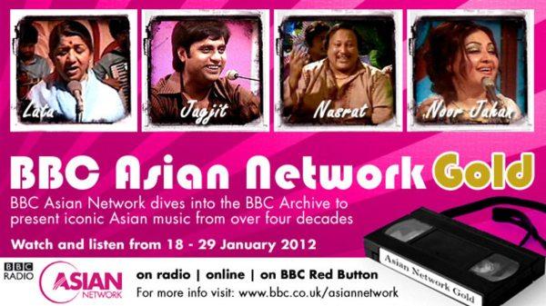 BBC Asian Network - Retro Selection, Promo: Asian Network Gold