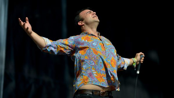 BBC Music - Glastonbury, 2015, Future Islands